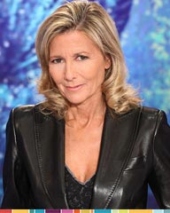 Claire Chazal, Marraine Communication 2014