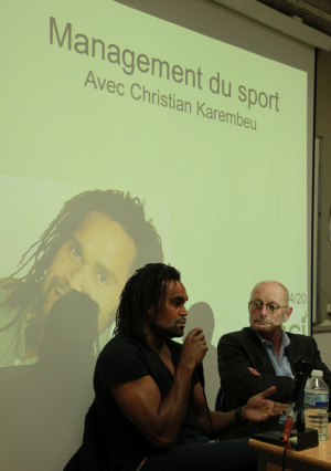 Rencontre Sportive avec l'IICP
