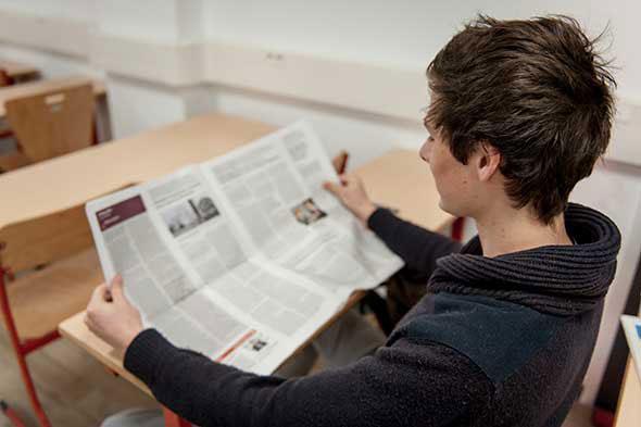 À qui s'adresse la formation Passerelle Journalisme ?
