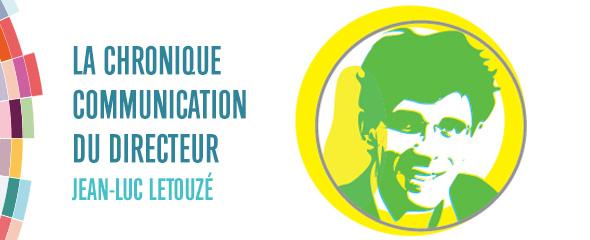 a chronique Communication du Directeur de l'IICP - école de communication et journalisme à Paris