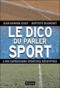 Dico du parler Sport - IICP