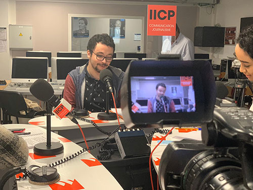 IICP immersion journalisme
