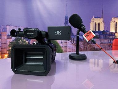 IICP nouvelles caméras journalisme
