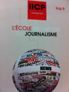 Journée porte ouverte à l'IICP école de communication et école de journalisme