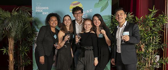 IICP Communication & Journalisme aux Grands Prix COM-ENT
