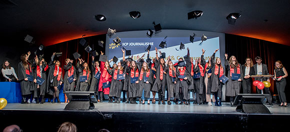 LA PROMOTION 2018 OFFICIELLEMENT DIPLÔMEE !
