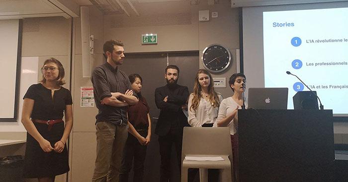 Le Figaro missionne l'IICP sur l'IA