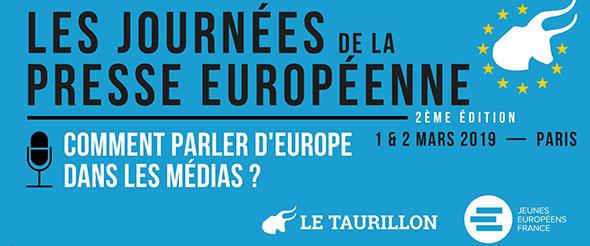 IICP Journées de la Presse Européenne