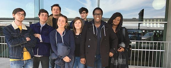 étudiants Journalistes Reporters d'Image Italie Venise