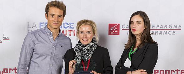 iicp etudiantes reporters d'espoirs concours journalisme hugo clement