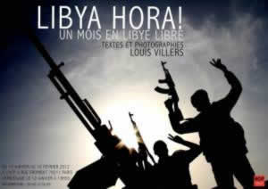 Expo Lybie libre à IICP