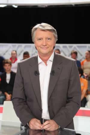 Lionel Chamoulaud,professeur à l'IICP, école de communication et de journalisme