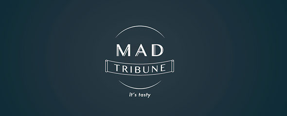 Webzine MAD TRIBUNE