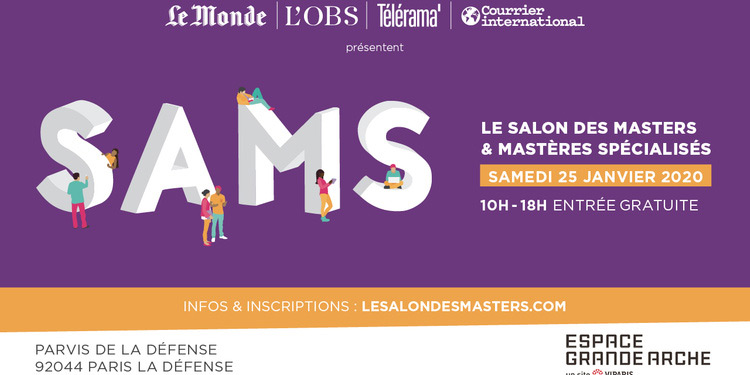IICP Communication Journalisme Salon SAMS