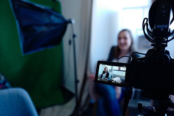Interview Conférence Place des femmes dans les médias