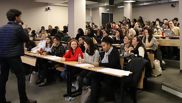 IICP challenge student advocacy