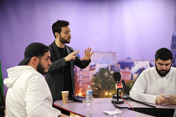 IICP Karim Bennani journalisme