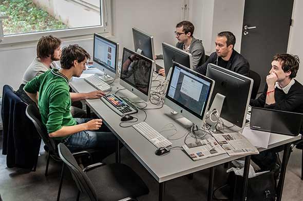 3doublev : agence web, site Internet, extranet, 3D et pré print