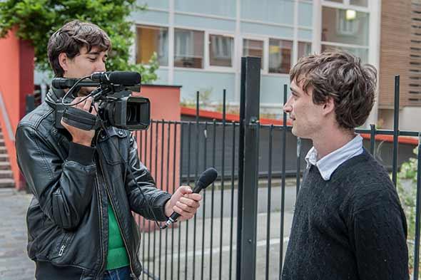 formation journaliste reporter d'images