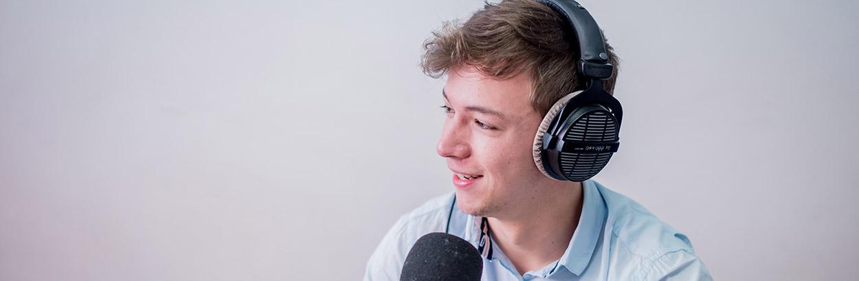 Documentariste sonore  Podcaster