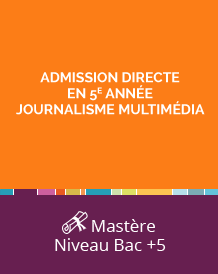 ecole journaliste radio bac 4