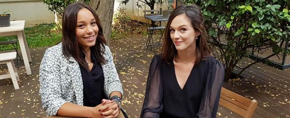 Deux étudiantes en communication digitale remportent le challenge Agorize