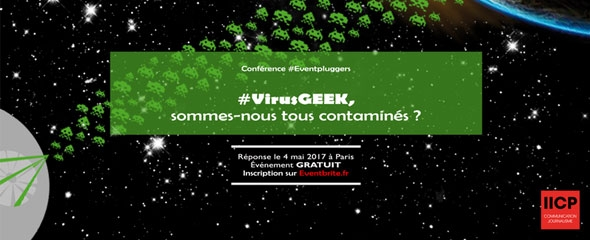 conférence event plugger virus geek