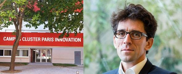 Jean-Luc Letouzé, nouveau directeur de l'IICP